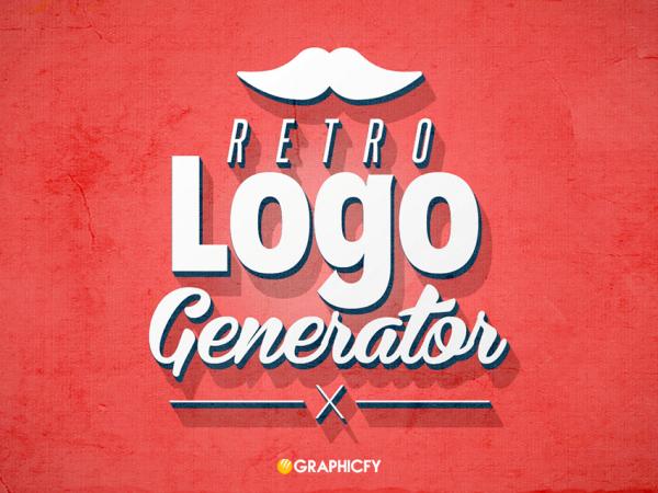 Retro Logo Generator