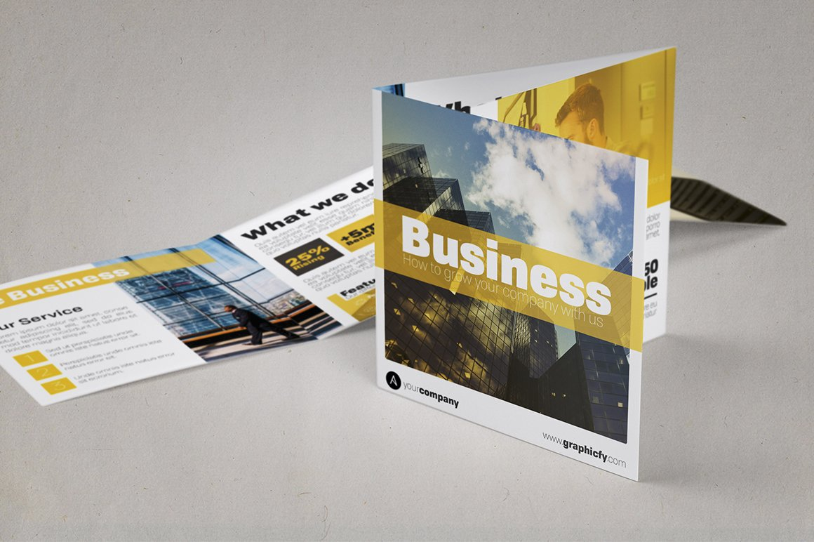 How to get an impressive Business Brochure